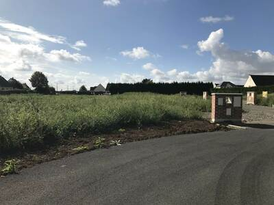 Vente Terrain 501m² Compiègne (60200) - photo