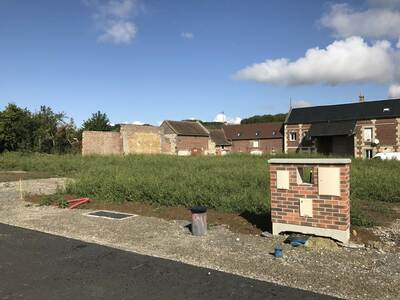 Vente Terrain 526m² Compiègne (60200) - photo