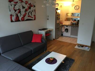 Vente Appartement 1 pièce 35m² LUZARCHES (95) - photo