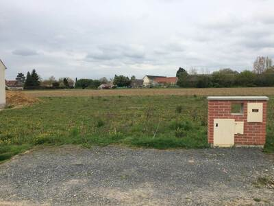 Vente Terrain 560m² Avrigny (60190) - photo