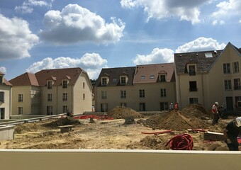 Vente Appartement 3 pièces 67m² Orry-la-Ville (60560)