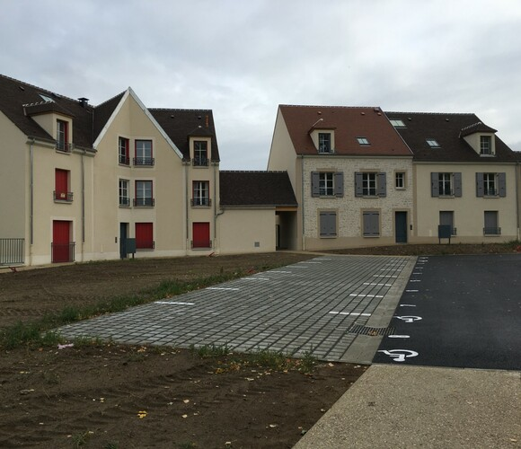 Vente Appartement 3 pièces 68m² Orry-la-Ville (60560) - photo