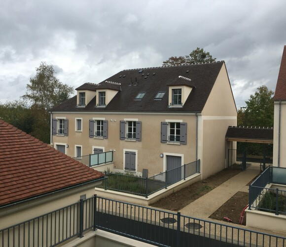 Vente Appartement 3 pièces 70m² Orry-la-Ville (60560) - photo