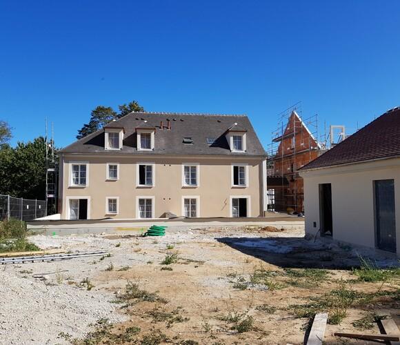 Vente Appartement 2 pièces 53m² Orry-la-ville (60) - photo