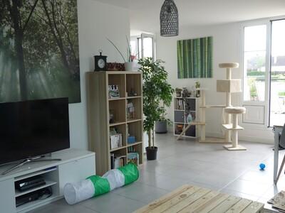 Vente Appartement 3 pièces 57m² Chaumontel (95) - Photo 2