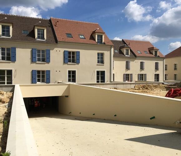 Vente Garage Orry-la-Ville (60560) - photo