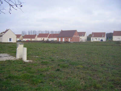 Vente Terrain 800m² Hondainville (60250) - photo