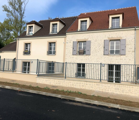 Vente Appartement 3 pièces 67m² Orry-la-Ville (60560) - photo