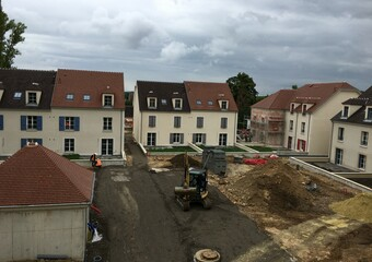 Vente Appartement 3 pièces 63m² Orry-la-Ville (60560)
