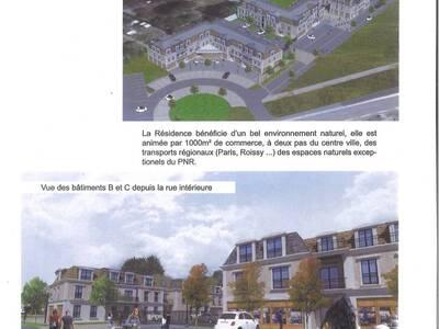 Vente Appartement 4 pièces 82m² Chaumontel (95270) - Photo 6
