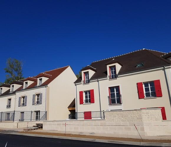 Vente Appartement 3 pièces 63m² Orry-la-Ville (60560) - photo