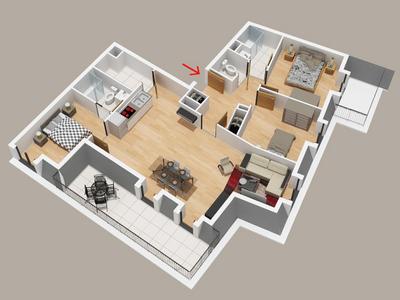 Vente Appartement 4 pièces 94m² Chaumontel (95) - Photo 4
