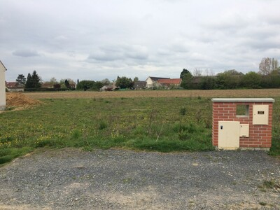 Vente Terrain 569m² Avrigny (60190) - photo