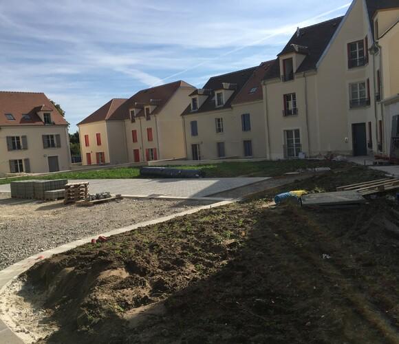 Vente Appartement 2 pièces 45m² Orry-la-Ville (60560) - photo