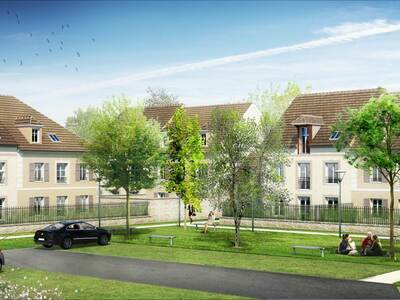 Vente Appartement ORRY-LA-VILLE (60) - photo